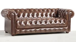 type de canapé canapé chesterfield design 3 places vivaldi mobilier moss