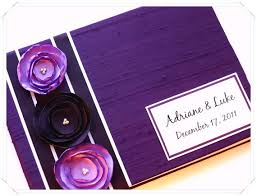purple guest book 112 best wedding guest books card boxes images on
