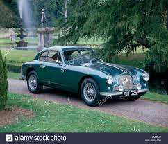 green aston martin convertible a 1952 aston martin db2 saloon car photographed in a stately