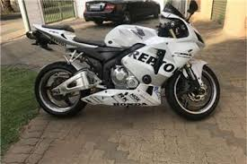 honda 600 bike for sale 2006 honda cbr 600 rr motorcycles for sale in gauteng r 48 500 on