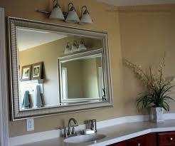 Rustic Bathroom Sconces Rustic Bathroom Mirror Ideas Bronze Towel Hanger Beige Round