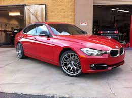 red bmw f30 official melbourne red f30 photo thread page 3