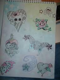 random tattoo designs by piratism on deviantart