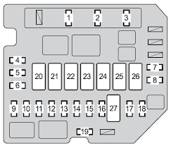 toyota yaris verso wiring diagram wiring diagram