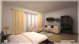 Bedroom Elevations Interior Design Mix Collection Of 3d Home Elevations And Interiors Kerala Home