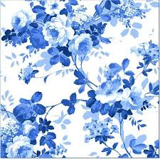 white and blue roses blue roses pattern ceramic wall tile