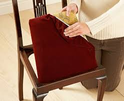 Dining Chairs Seat Covers Dining Chair Seat Covers Acrylic Legs Bed And Shower Dining