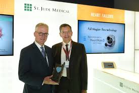 Chief Medical Officer Jobs St Jude Medical Heartmate 3 Left Ventricular Assist System Wins