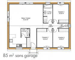 plan maison simple 3 chambres luxe plan maison 4 chambres nouveau décor à la maison