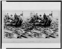 13 vintage photos of hurricanes and their aftermath mental floss