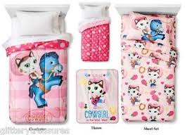 sheriff callie bedding new kids sheriff callie bedding bed in a bag comforter set ebay