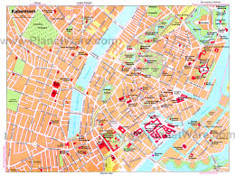 Sc Metro Map by Maps Update 15101600 Copenhagen Tourist Map U2013 Copenhagen City