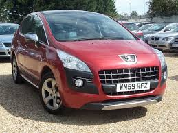 persho cars used peugeot 3008 petrol for sale motors co uk