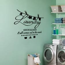 sticker citation salle de bain it all comes out in the wash 1 ambiance sticker kc 2582 jpg