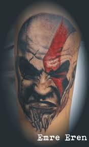god of war tattoo by tattnroll on deviantart