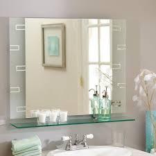 Wood Framed Bathroom Vanity Mirrors Bathroom Vanity Mirror Ideas Black Wood Floating Storage Cabinet