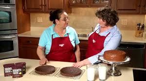 old fashioned chocolate cake recipe from hershey u0027s kitchens youtube