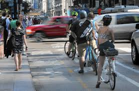 Good West Seattle Bike Routes by Chicago Tops Nyc As Most Bike Friendly City In U S Magazine