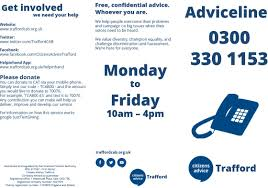 citizens advice bureau citizens advice bureau advice line information thrive trafford