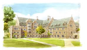hall at whitman college will honor class 1981