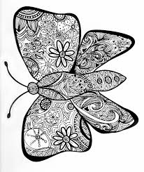 lets color a butterfly proyecto mariposas