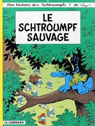 wild smurf comic book smurfs wiki fandom powered wikia