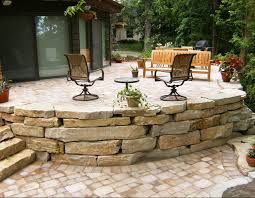 Rustic Landscaping Ideas For A Backyard Garden Design Garden Design With Rustic Landscaping Stones And