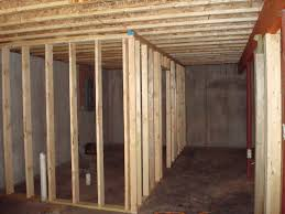 Basement Framing Ideas Basement Room Decorating Ideas