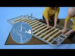 IKEA BEDDINGE Sofabed Assembly Instructions YouTube - Sofa bed assembly
