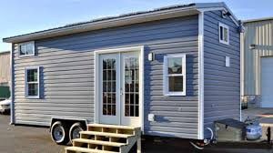 gorgeous tiny house on wheels modern 8 roof solar panels small