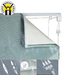 Making Roman Blinds Diy Roman Blind Corded Kit Make Your Own Blind U2013 6 Size Choices