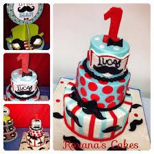 Little Man 1st Birthday Decorations Baking With Roxana U0027s Cakes 1st Birthday Cake U0026 Cupcakes