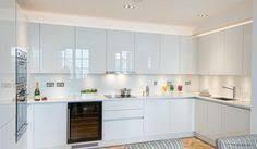 Urban Myth Kitchen - bath house lofts urban life ultra gloss white kitchen urban myth
