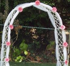 wedding arches ottawa best 25 wedding arch tulle ideas on wedding alter