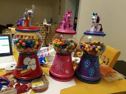 my pony centerpieces 117 best my pony images on birthdays unicorns
