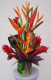 tropical flower arrangements tropical plant arangment tropical plants and fresh cut tropical