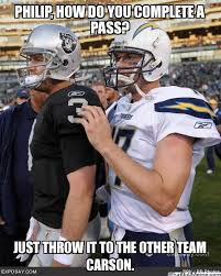 Raider Hater Memes - san diego chargers nfl memes sports memes funny memes