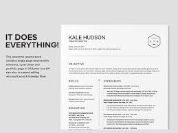 Electronic Resume Example by Clean Resume Cv Hudson Resume Styles Cv Resume Template And