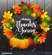 thanksgiving day thanksgiving day national stock vector