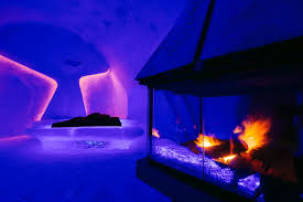 Hotel De Glace Canada by Canada U0027s Icy Hôtel De Glace Returns With River Theme
