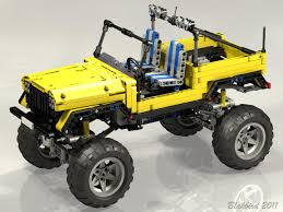 lego jeep wrangler instructions trial jeep lego technic mindstorms u0026 model team eurobricks forums