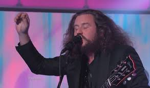 elvis costello jim james marcus mumford perform as the new