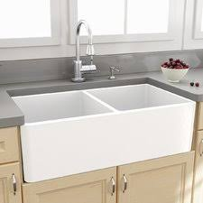 Modern Farmhouse  Apron Kitchen Sinks AllModern - Apron kitchen sinks