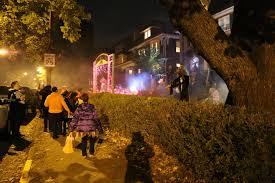 Halloween House With Lights And Music by Halloween U2013 Ruth E Hendricks Photography