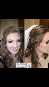 Las Vegas Bridal Makeup This Las Vegas Bride Choose The Perfect Updo To Complement Her