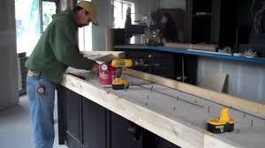 concrete top bar table bar top prep concrete bar top dublin square la crosse wi empire