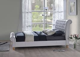 furniturekraze ltd richmond chesterfield style white bed