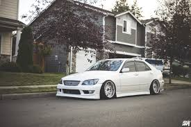 2002 lexus is300 stance car picker white toyota altezza