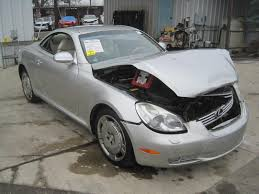 2002 lexus sc430 hood for sale 2002 lexus sc 430 parts car stk r12615 autogator sacramento ca