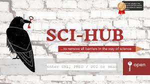 Sci Hub Sci Hub Pirated Site For Scientific Papers Stops Using Services